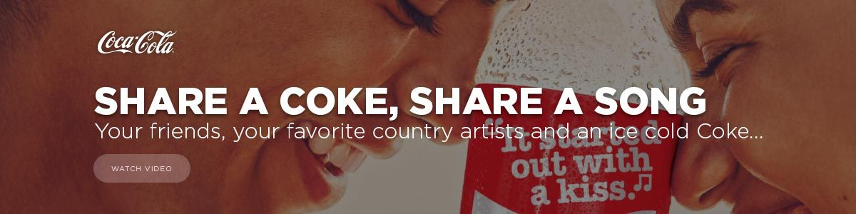 Share A Coke, Share a Song